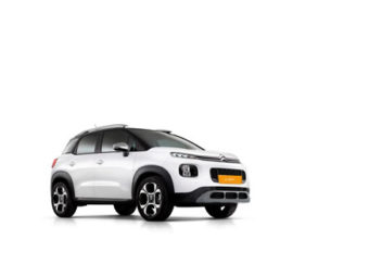 Citroen C3 aircross rent a car auto sertorio