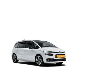 Citroen c4 spacetourer rent a car auto sertorio