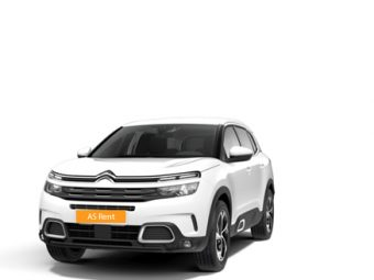 Citroen C5 aircross rent a car auto sertorio